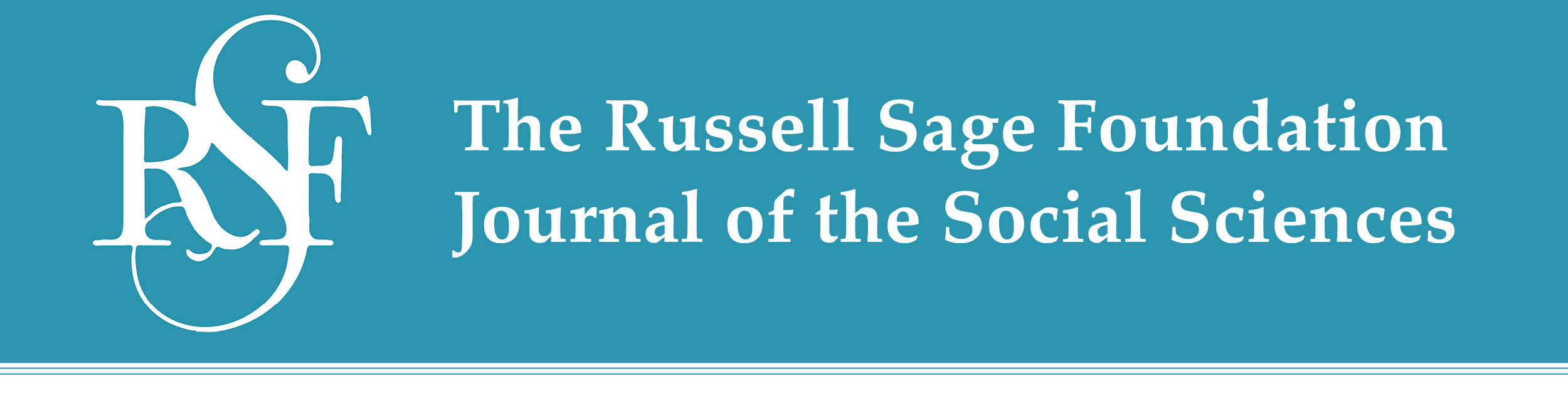 RSF Journal