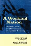 A Working Nation