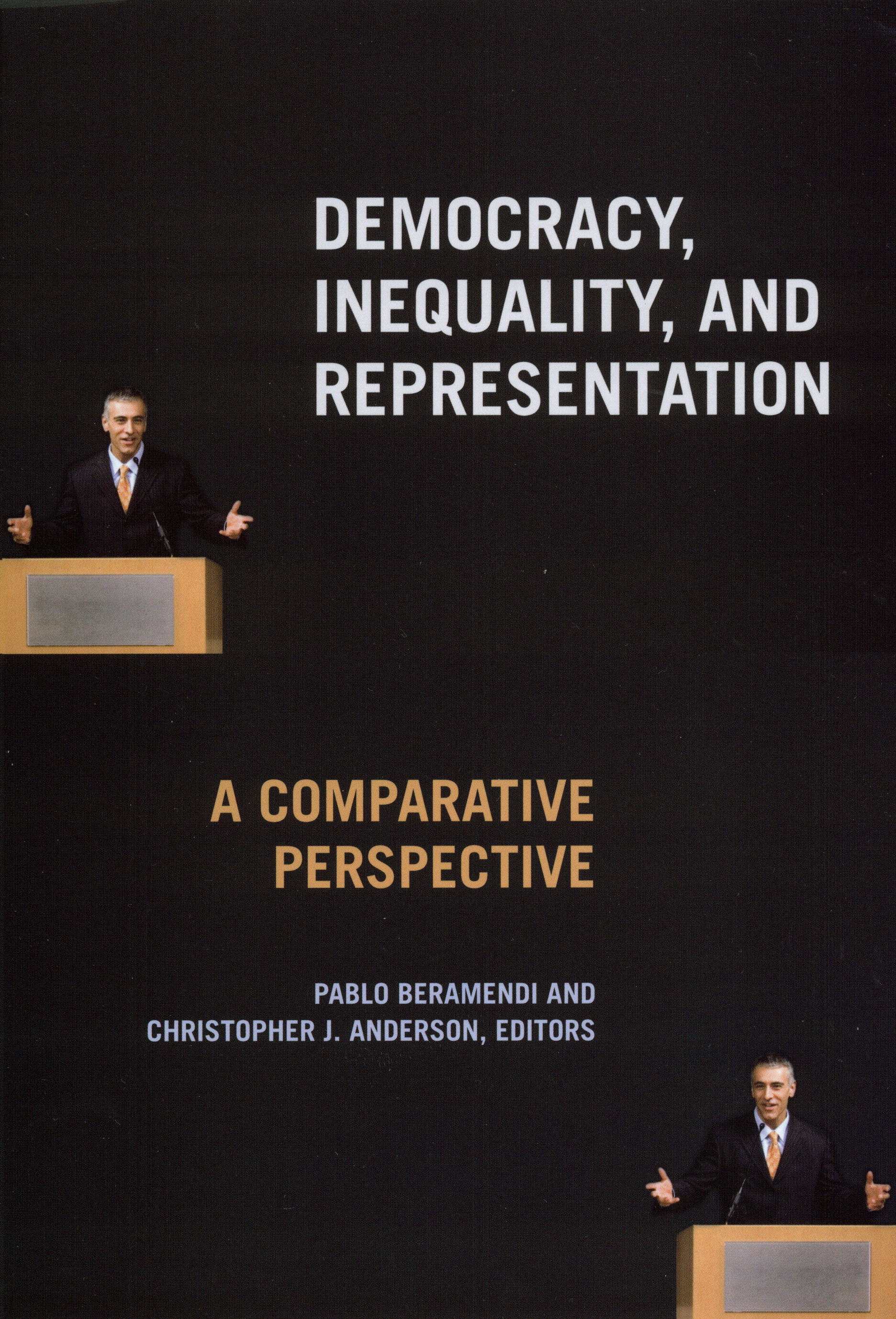 Democracy, Inequality, and Representation