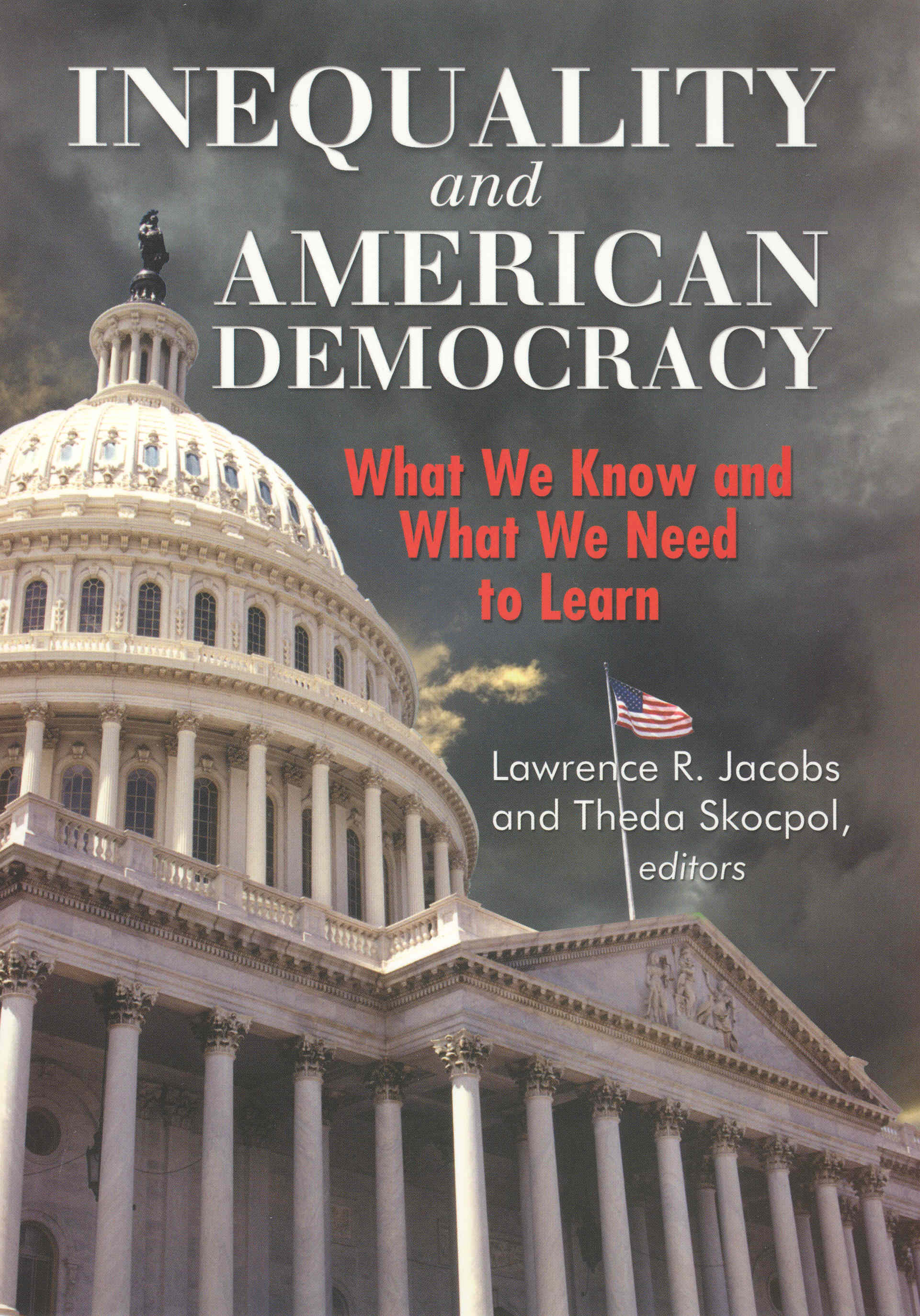 Inequality and American Democracy