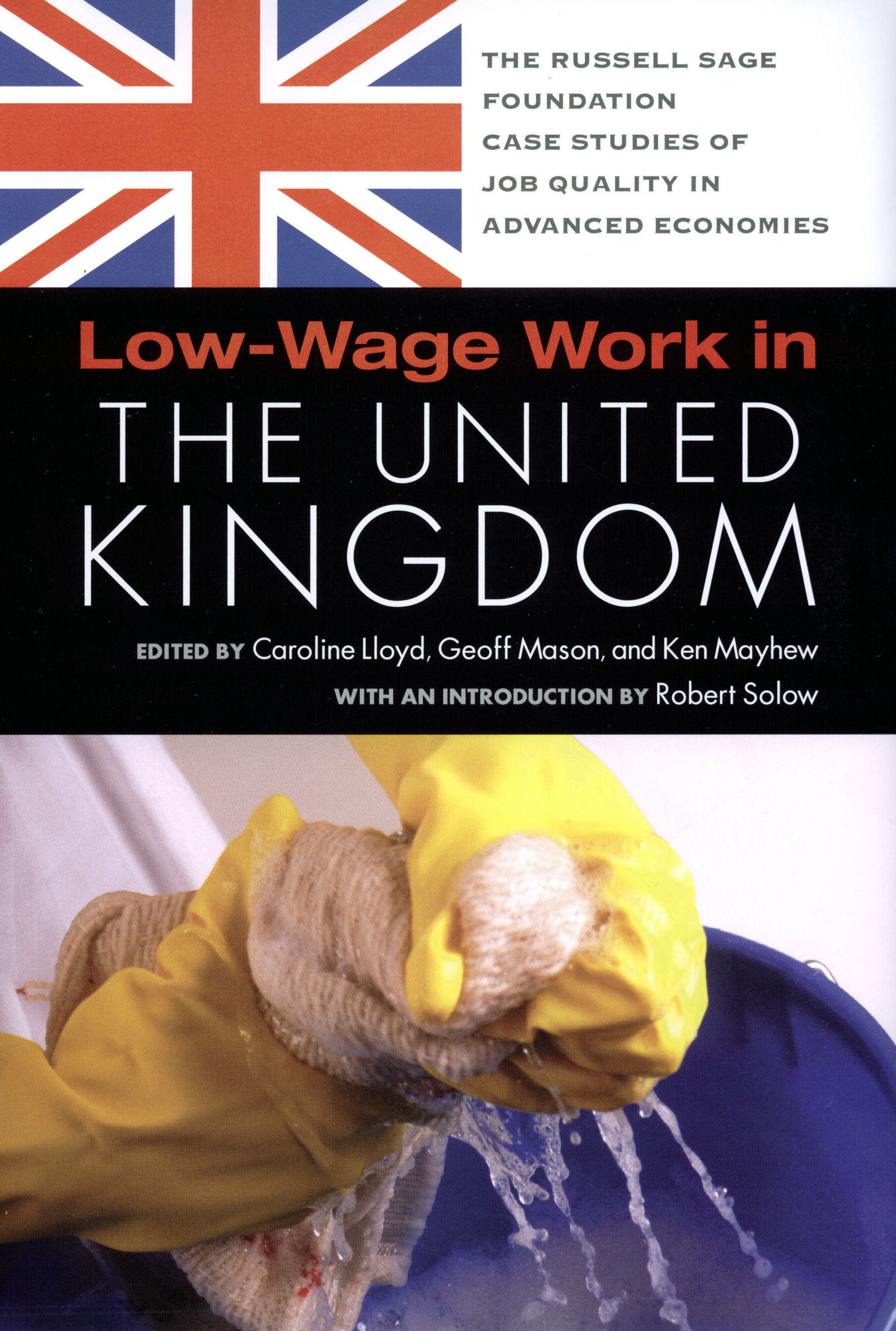 Low-Wage Work in the United Kingdom