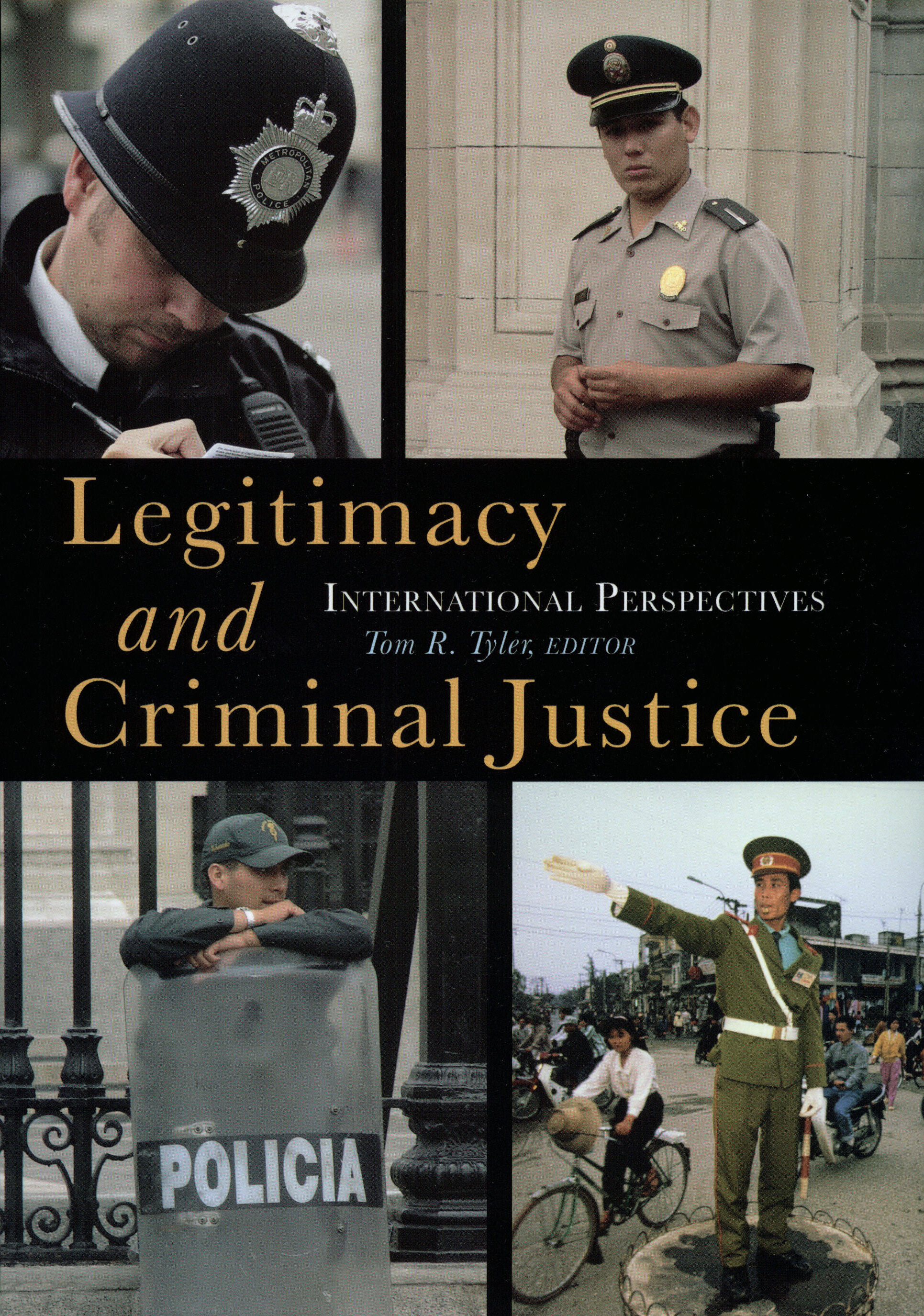 Legitimacy and Criminal Justice